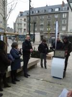 démo Place de Gaulle 2016 02 04